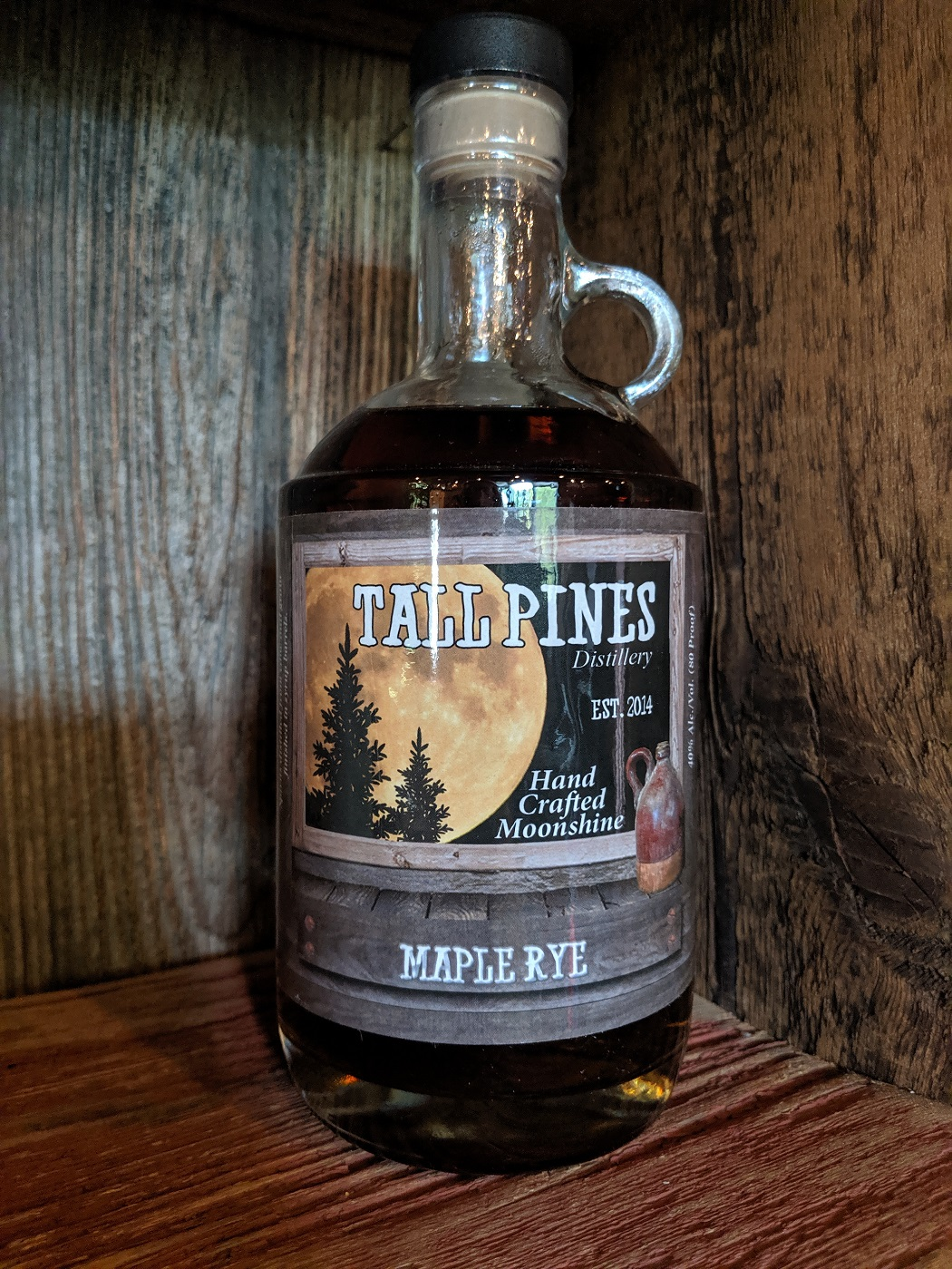 Seasonal – Maple Rye